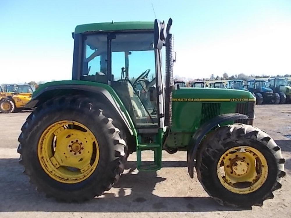 John Deere 6200 For Sale