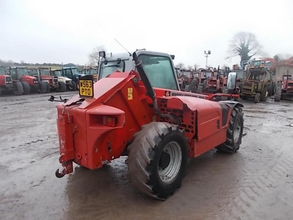 Massey Ferguson 8925 for Sale - Trillick Tractors Ltd