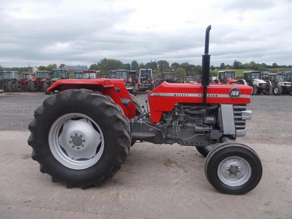 Massey Ferguson 168 for Sale - Trillick Tractors Ltd
