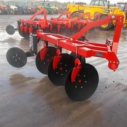 New Disc Ploughs